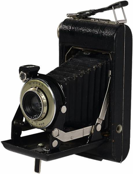 Antique Film Camera